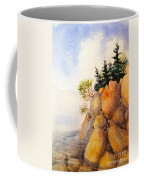 Turnagain Rocks Coffee Mug