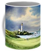 Turnberry Golf Course Scotland 10th Green Coffee Mug