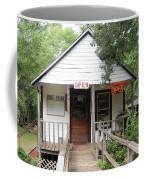 Turning Basin Bayou Tours Jefferson Texas Coffee Mug