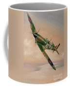 Turning For Home Coffee Mug by Richard Wheatland