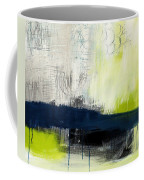 Turning Point - Contemporary Abstract Painting Coffee Mug