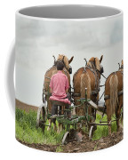 Turning The Earth Coffee Mug