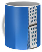 Turning Torso Skyscraper Coffee Mug by Antony McAulay