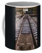 Turntable Waiting Coffee Mug