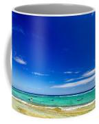 Turquoise Sea And Blue Sky Coffee Mug