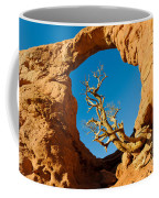 Turret Arch, Arches National Park Coffee Mug