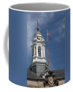 Turret Main Post Office Annapolis Coffee Mug