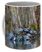 Turtle Landing Coffee Mug