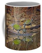 Turtle Trio Coffee Mug
