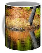 Turtles At The Edge Coffee Mug