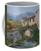 Tuscan Bridge Coffee Mug