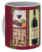 Tuscan Collage 2 Coffee Mug by Debbie DeWitt