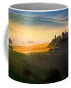 Tuscan Dawn Coffee Mug by Inge Johnsson