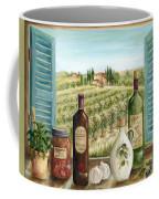 Tuscan Delights Coffee Mug by Marilyn Dunlap