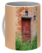 Tuscan Door Coffee Mug