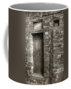 Tuscan Doorway Coffee Mug