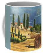 Tuscan Dream 2 Coffee Mug by Debbie DeWitt