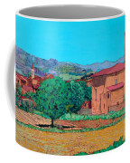 Tuscan Farm Village Coffee Mug