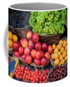 Tuscan Fruit Coffee Mug