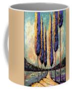 Tuscan Landscape Vertical Coffee Mug