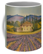 Tuscan Lavender Coffee Mug