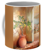 Tuscan Lemon Tree Coffee Mug
