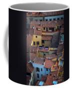 Tuscan Rooftops Coffee Mug