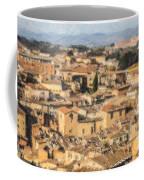 Tuscan Rooftops Siena Coffee Mug