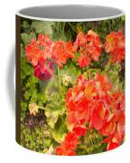 Tuscany Flower Garden Coffee Mug