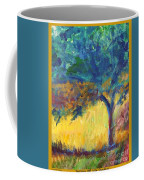 Tuscany Hill Side Shadows Coffee Mug