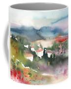 Tuscany Landscape 01 Coffee Mug