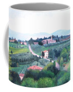 Tuscany Landscape Coffee Mug