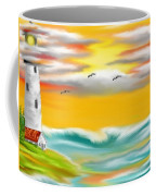Tuscany Sea Coffee Mug