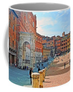 Tuscany Town Center Coffee Mug
