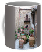 Tuscany Yard Coffee Mug