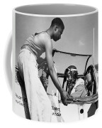 Tuskegee Airmen, C1943 Coffee Mug