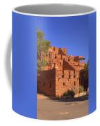 Tuzigoot Museum And Ruins Arizona Coffee Mug
