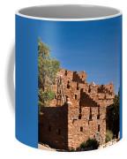 Tuzigoot Native American Ruins Arizona 1 Coffee Mug
