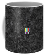 Tv Noise Coffee Mug