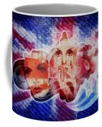 Twiggy Coffee Mug by Mo T