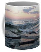 Twilight At Cape May In October Coffee Mug