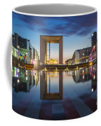 Twilight At La Defense Coffee Mug