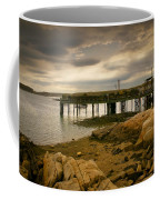 Twilight Cape Porpoise Maine Coffee Mug