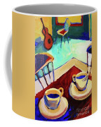 Twilight Coffee Cafe Coffee Mug