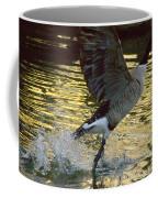 Twilight Goose I Coffee Mug