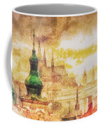 Twilight In Praha Coffee Mug