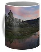Twilight, Mono Lake, California Coffee Mug