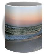 Twilight Ocean Beach Coffee Mug