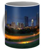 Twilight Skyline Coffee Mug