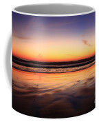 Cardiff By The Sea Glow Coffee Mug